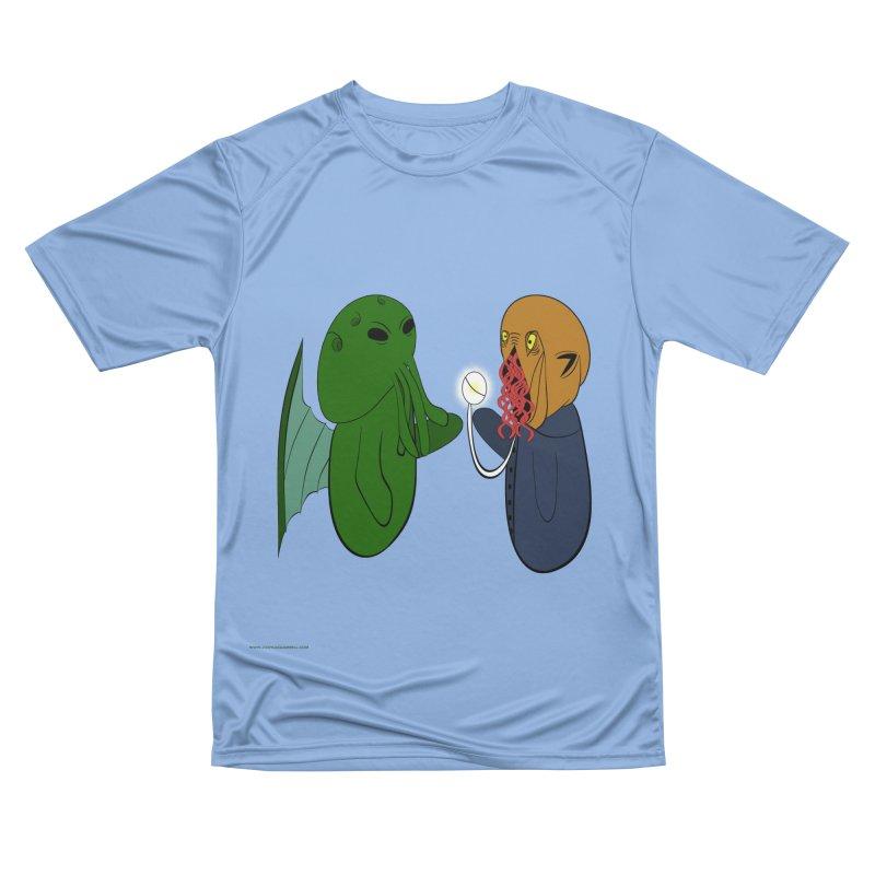 Cthulhu Meets Ood Women's T-Shirt by Every Drop's An Idea's Artist Shop