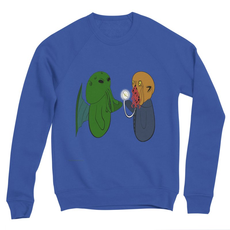 Cthulhu Meets Ood Women's Sweatshirt by Every Drop's An Idea's Artist Shop
