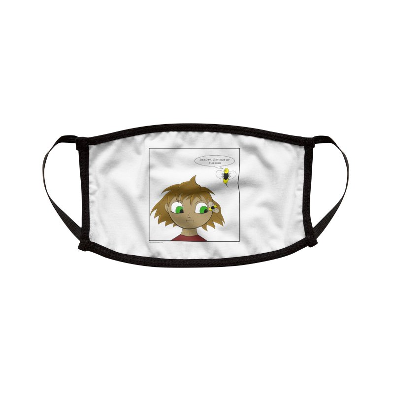 Eye of The Beholder Accessories Face Mask by Every Drop's An Idea's Artist Shop