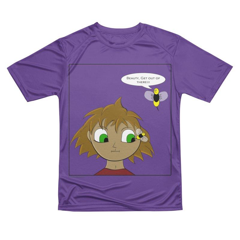 Eye of The Beholder Women's Performance Unisex T-Shirt by Every Drop's An Idea's Artist Shop