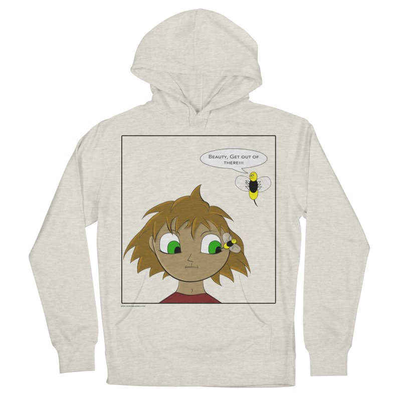 Eye of The Beholder Men's French Terry Pullover Hoody by Every Drop's An Idea's Artist Shop