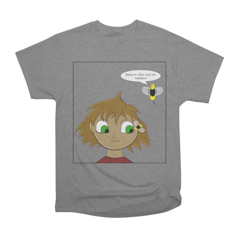 Eye of The Beholder Men's Heavyweight T-Shirt by Every Drop's An Idea's Artist Shop