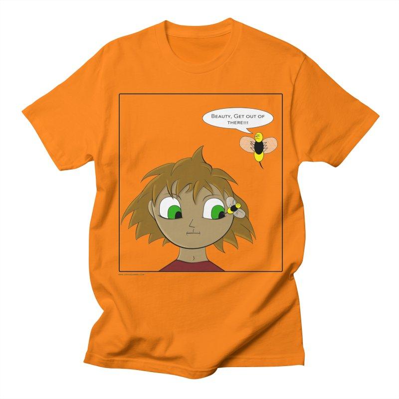 Eye of The Beholder Men's Regular T-Shirt by Every Drop's An Idea's Artist Shop