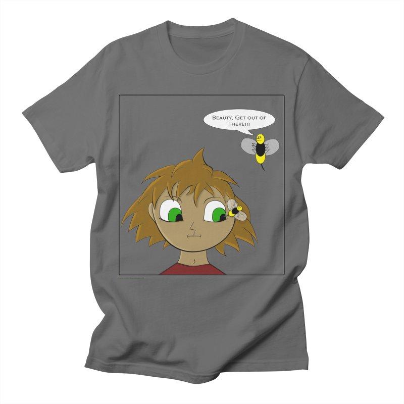 Eye of The Beholder Feminie T-Shirt by Every Drop's An Idea's Artist Shop