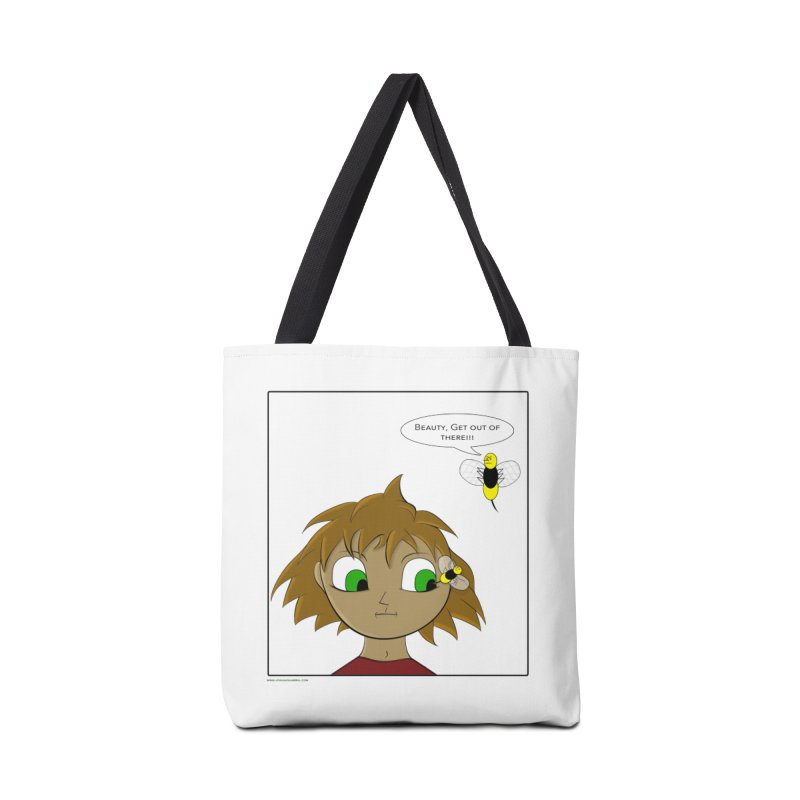 Eye of The Beholder Accessories Tote Bag Bag by Every Drop's An Idea's Artist Shop