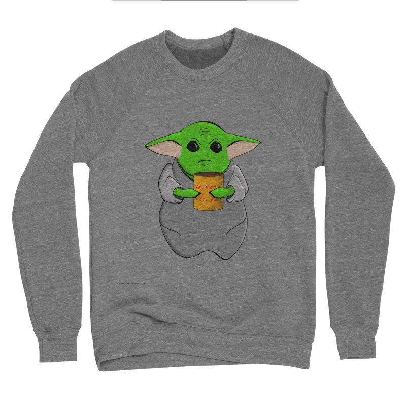 Anti-Murder Juicy Men's Sponge Fleece Sweatshirt by Every Drop's An Idea's Artist Shop