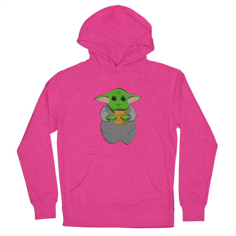 Anti-Murder Juicy Women's French Terry Pullover Hoody by Every Drop's An Idea's Artist Shop