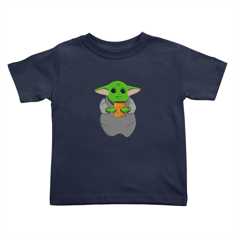 Anti-Murder Juicy Kids Toddler T-Shirt by Every Drop's An Idea's Artist Shop