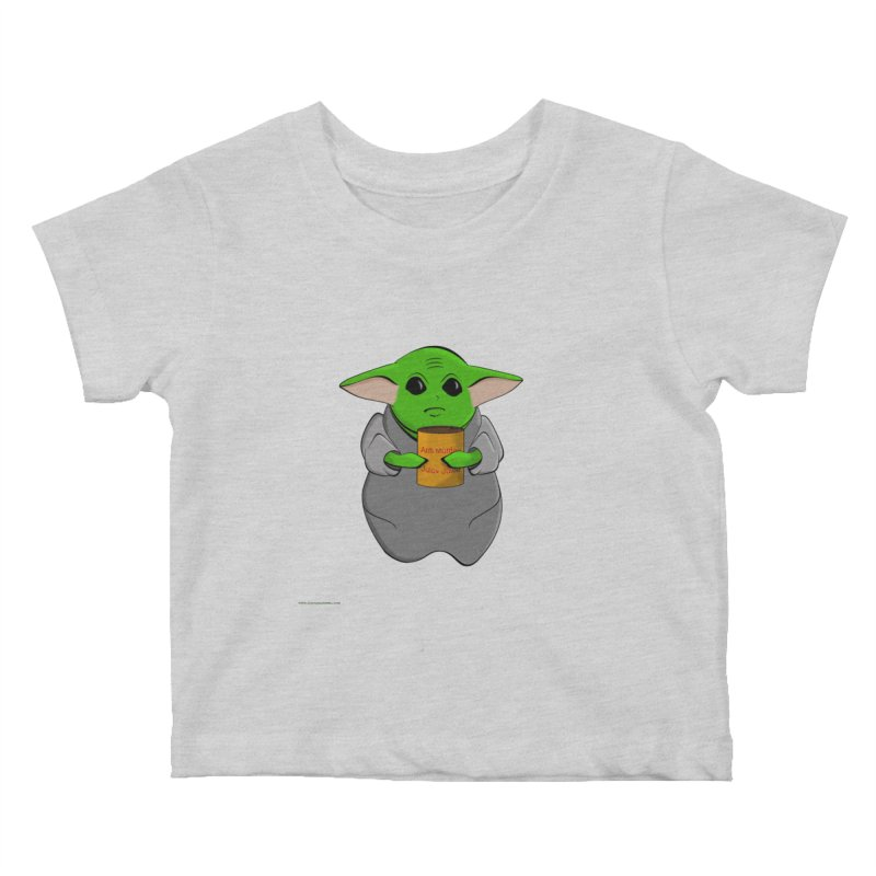 Anti-Murder Juicy Kids Baby T-Shirt by Every Drop's An Idea's Artist Shop