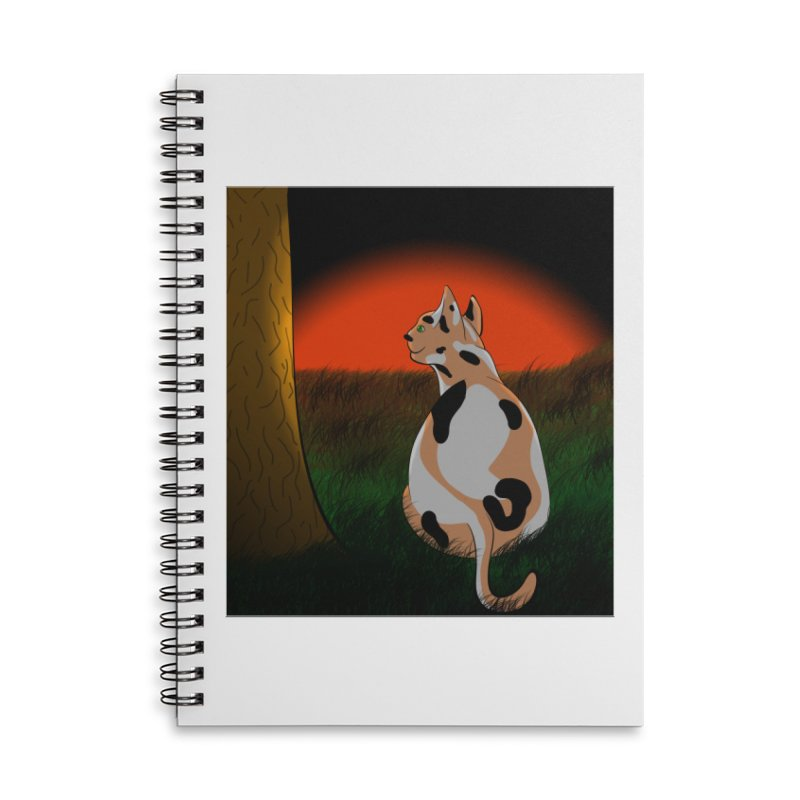 QuaranKitty Accessories Notebook by Every Drop's An Idea's Artist Shop