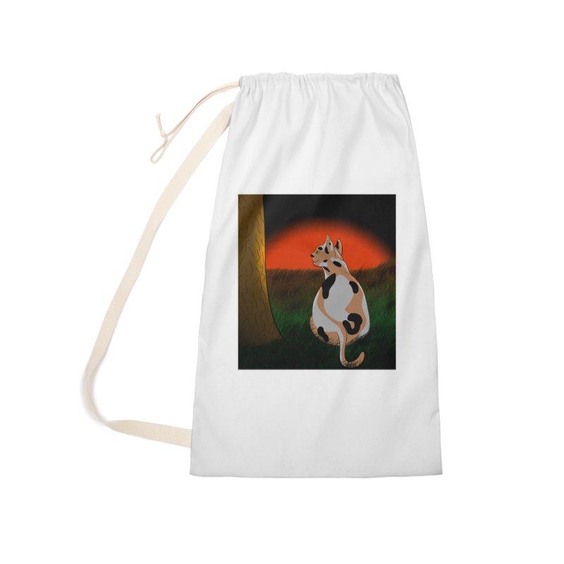QuaranKitty Accessories Bag by Every Drop's An Idea's Artist Shop
