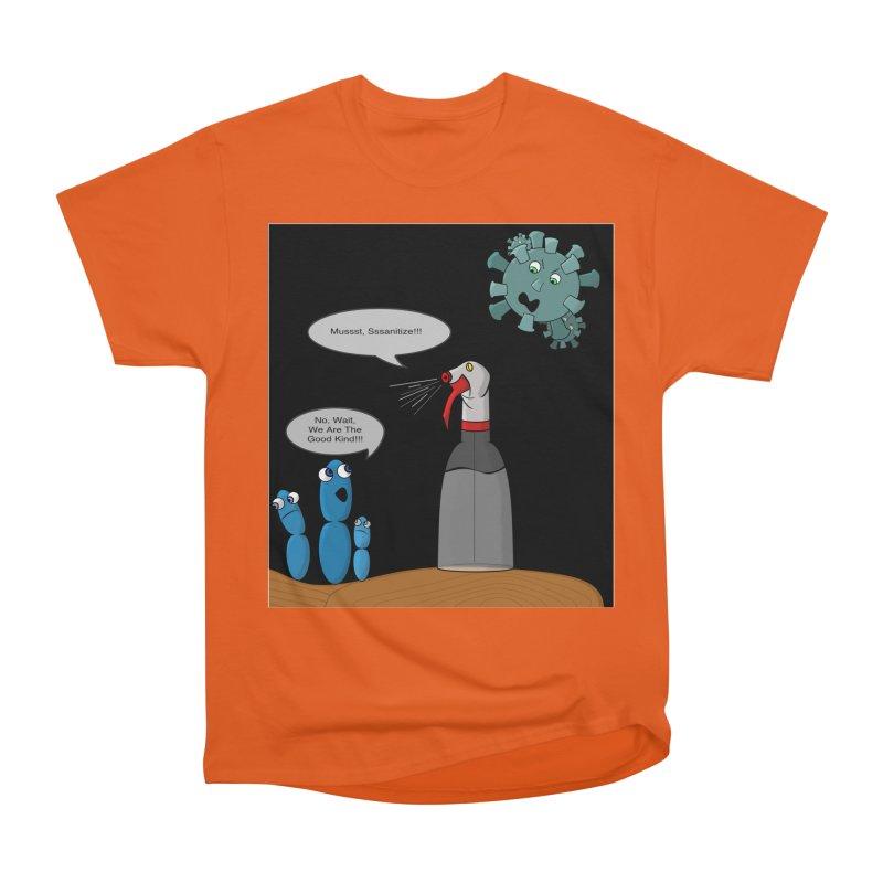 I'm Good Bacteria Women's T-Shirt by Every Drop's An Idea's Artist Shop