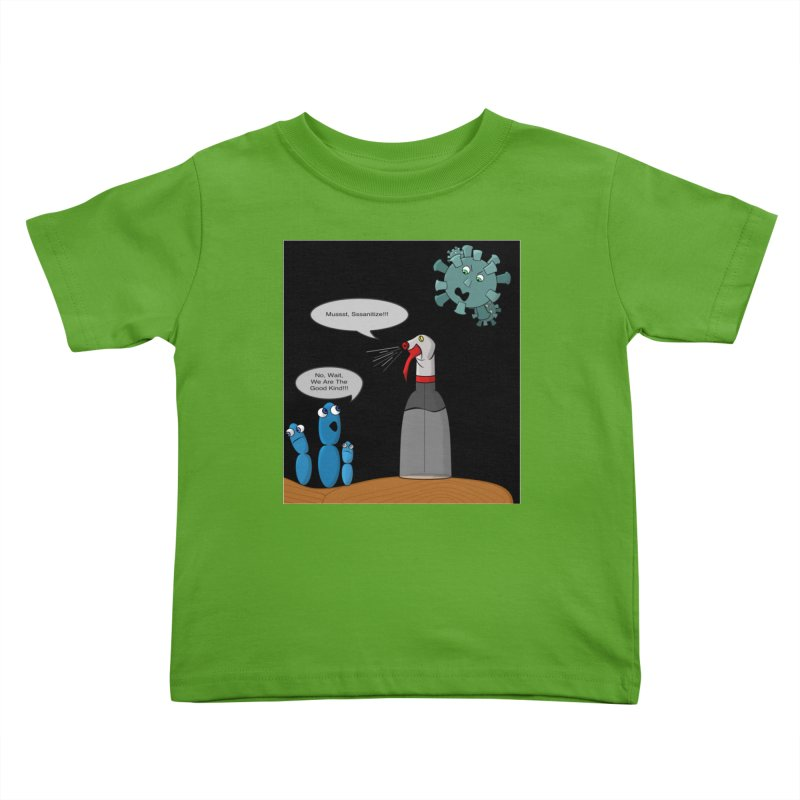 I'm Good Bacteria Youth Toddler T-Shirt by Every Drop's An Idea's Artist Shop