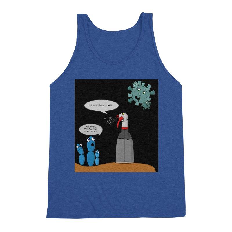 I'm Good Bacteria Men's Tank by Every Drop's An Idea's Artist Shop