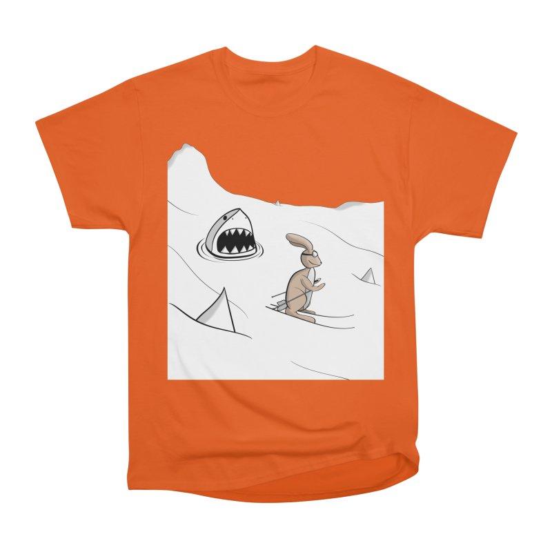 Snow Bunny Women's T-Shirt by Every Drop's An Idea's Artist Shop
