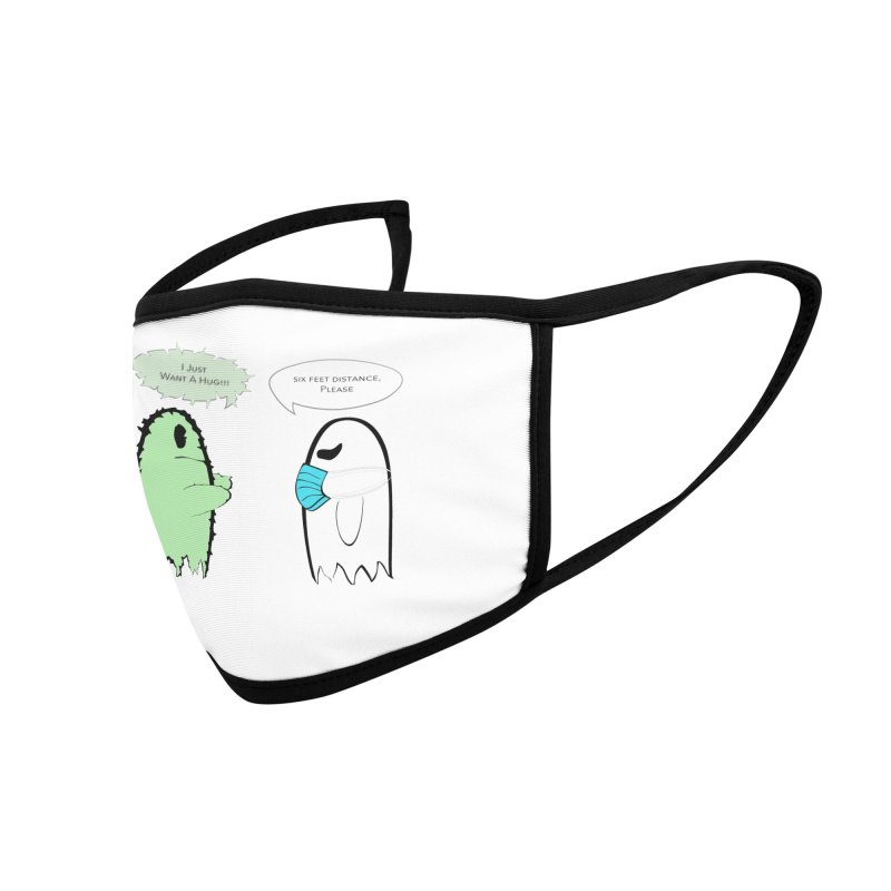 One Last Hug Accessories Face Mask by Every Drop's An Idea's Artist Shop