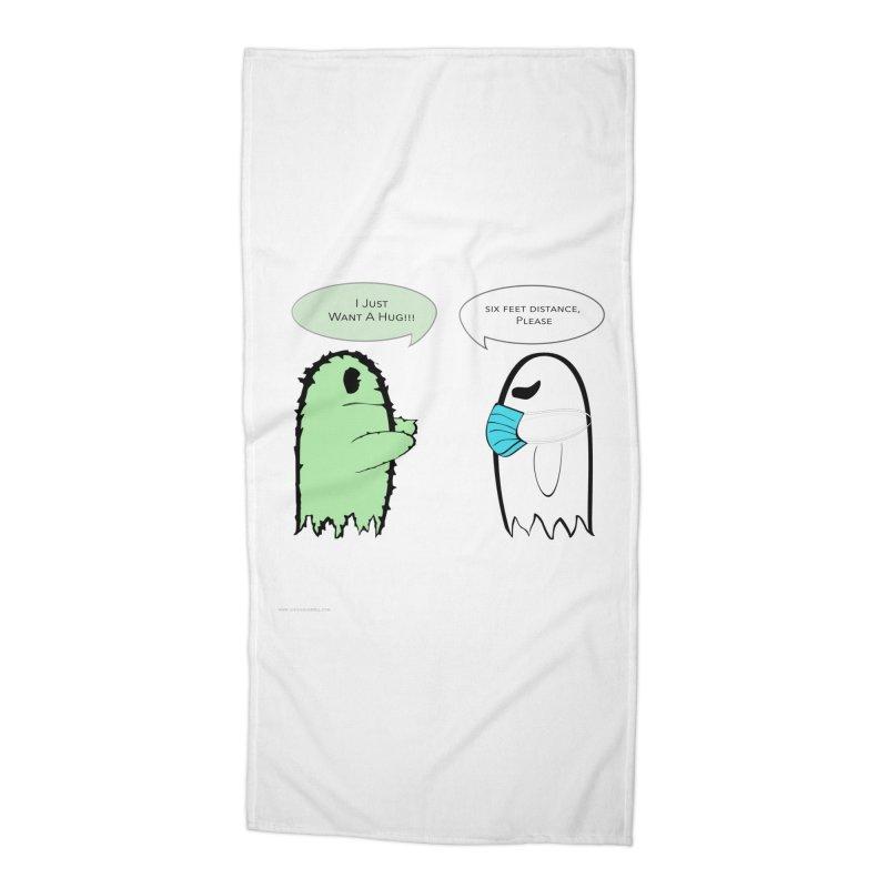 One Last Hug Accessories Beach Towel by Every Drop's An Idea's Artist Shop
