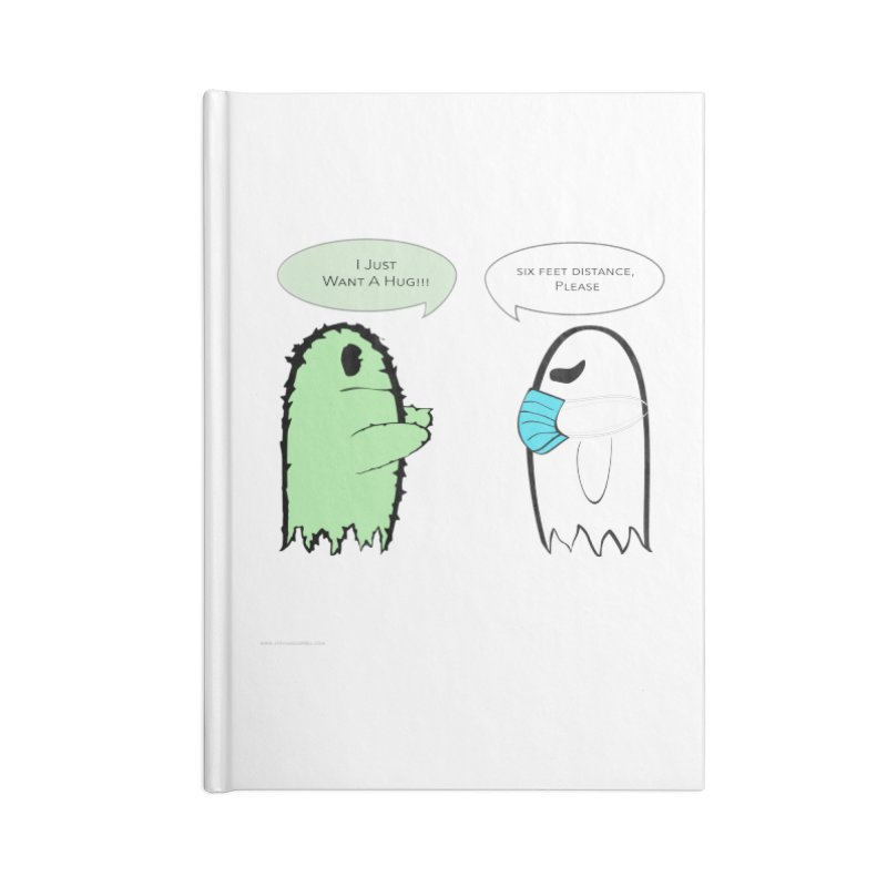 One Last Hug Accessories Notebook by Every Drop's An Idea's Artist Shop