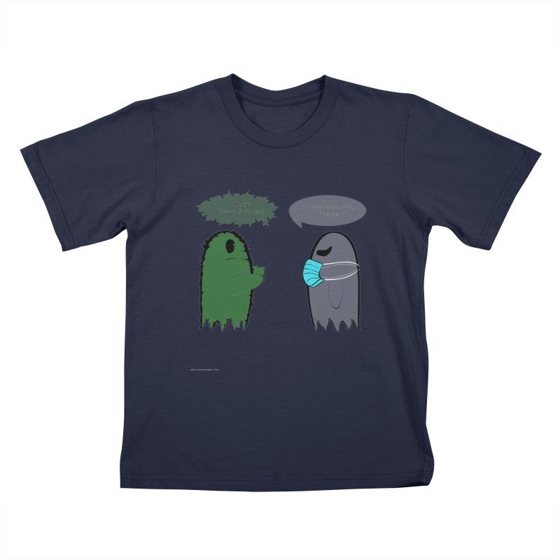One Last Hug Kids T-Shirt by Every Drop's An Idea's Artist Shop