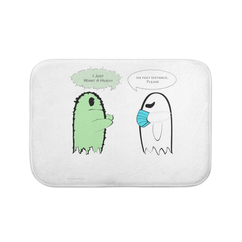 One Last Hug Home Bath Mat by Every Drop's An Idea's Artist Shop