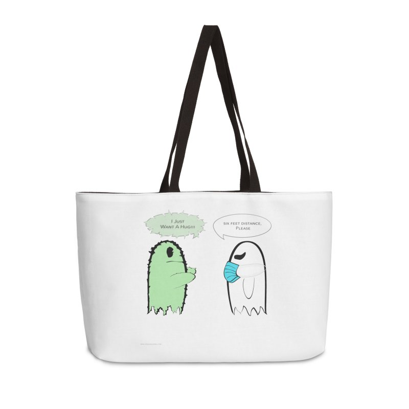 One Last Hug Accessories Bag by Every Drop's An Idea's Artist Shop