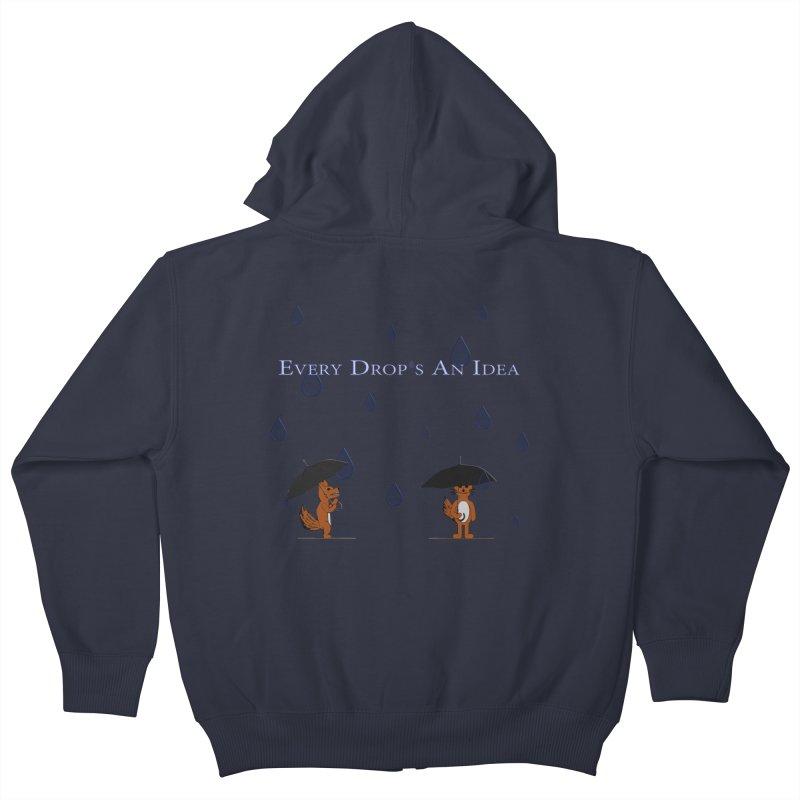 Every Drop's An Idea (Fox Edition)    by Every Drop's An Idea's Artist Shop