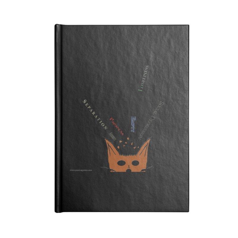 Inner Feelings Accessories Notebook by Every Drop's An Idea's Artist Shop