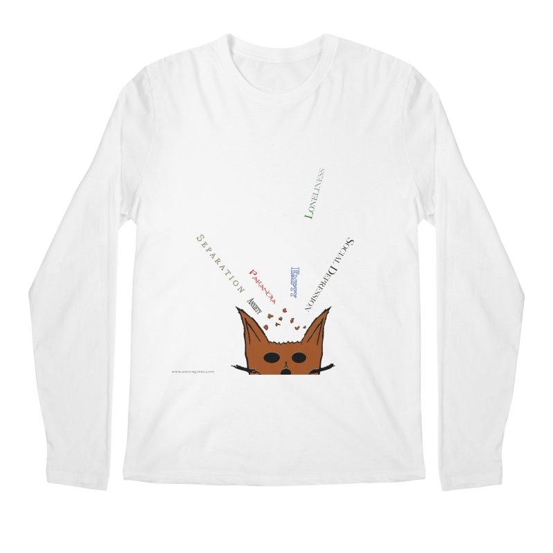 Inner Feelings Men's Longsleeve T-Shirt by Every Drop's An Idea's Artist Shop