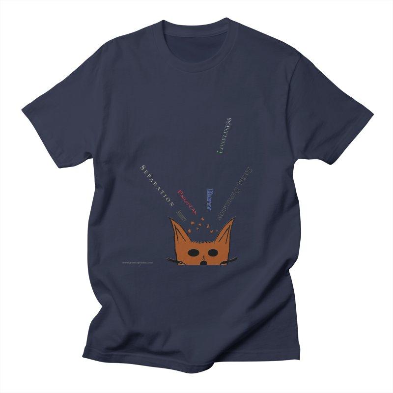 Inner Feelings Men's T-shirt by Every Drop's An Idea's Artist Shop