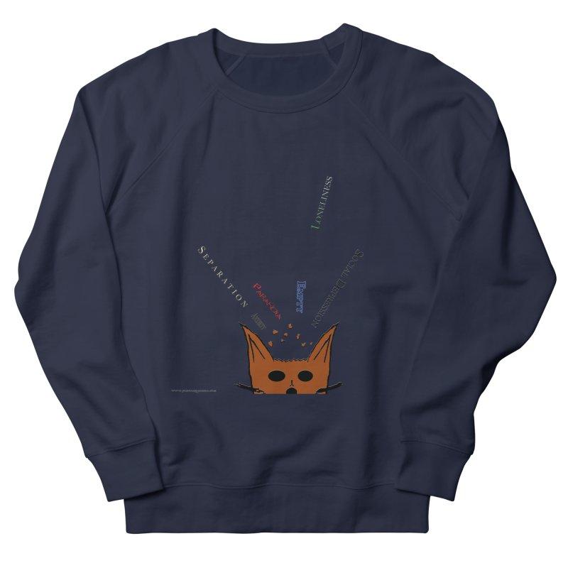 Inner Feelings Women's Sweatshirt by Every Drop's An Idea's Artist Shop