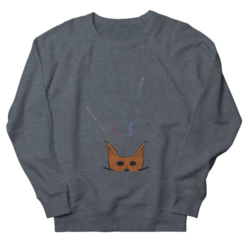 Inner Feelings Men's Sweatshirt by Every Drop's An Idea's Artist Shop