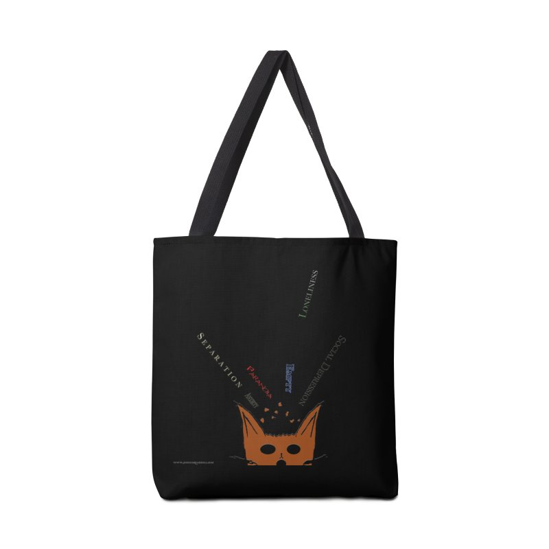 Inner Feelings Accessories Bag by Every Drop's An Idea's Artist Shop