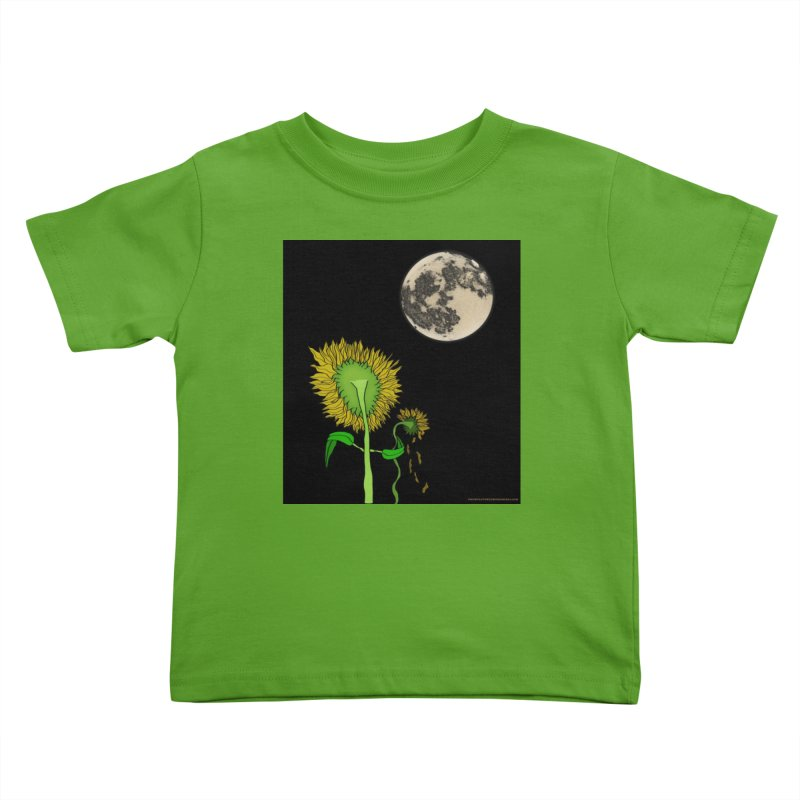 Holding You Up Youth Toddler T-Shirt by Every Drop's An Idea's Artist Shop