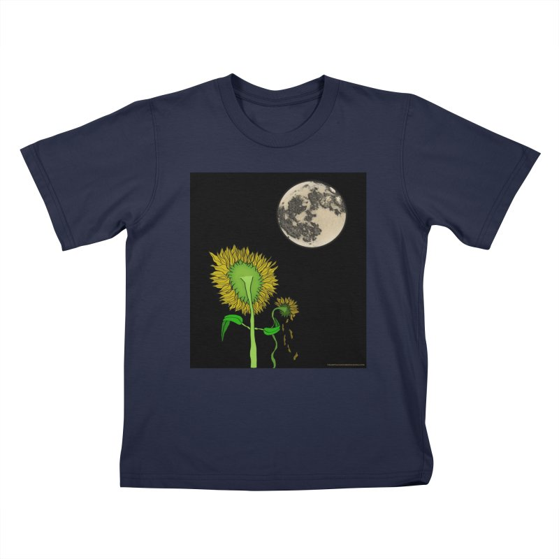 Holding You Up Kids T-Shirt by Every Drop's An Idea's Artist Shop