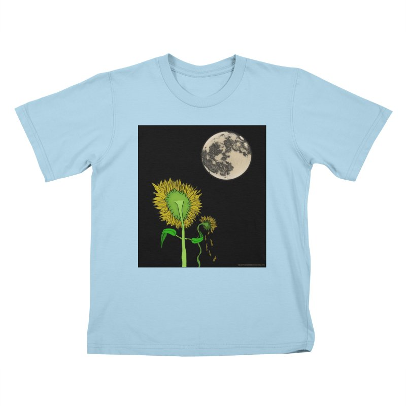 Holding You Up Youth T-Shirt by Every Drop's An Idea's Artist Shop