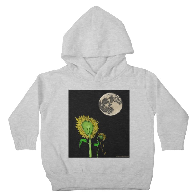 Holding You Up Kids Toddler Pullover Hoody by Every Drop's An Idea's Artist Shop