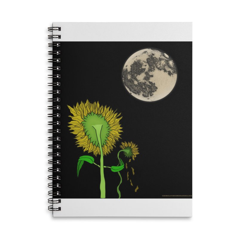 Holding You Up Accessories Notebook by Every Drop's An Idea's Artist Shop