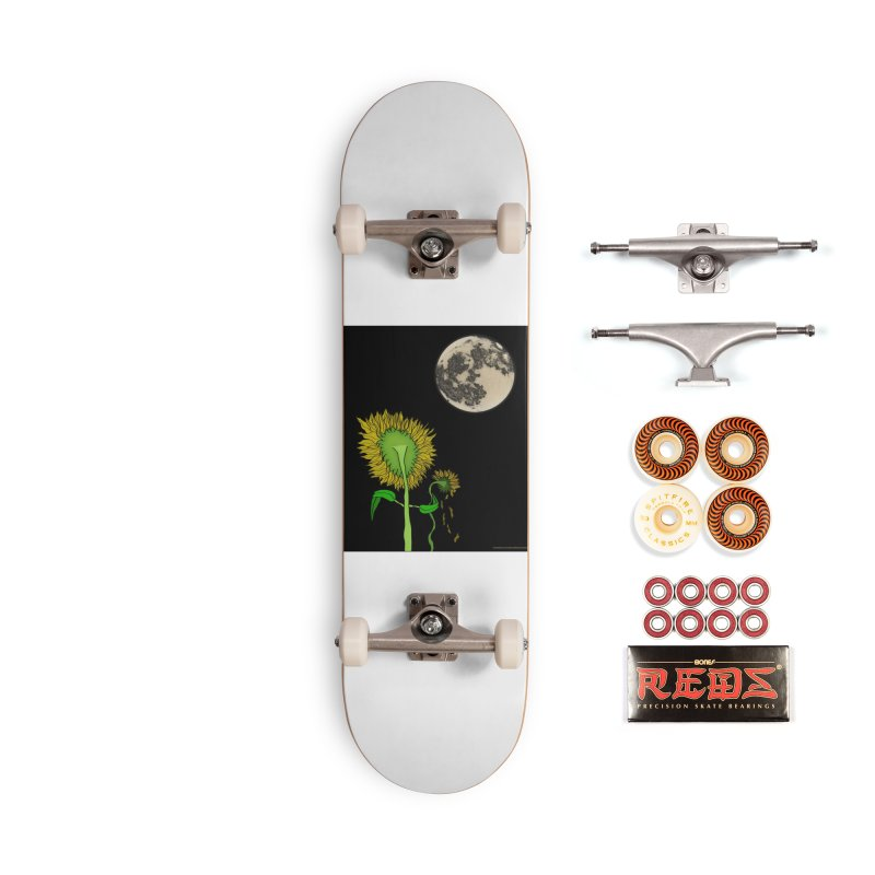 Holding You Up Accessories Skateboard by Every Drop's An Idea's Artist Shop
