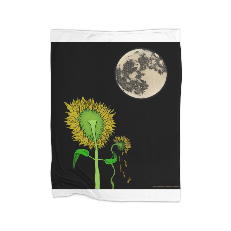 Holding You Up Home and Office Blanket by Every Drop's An Idea's Artist Shop