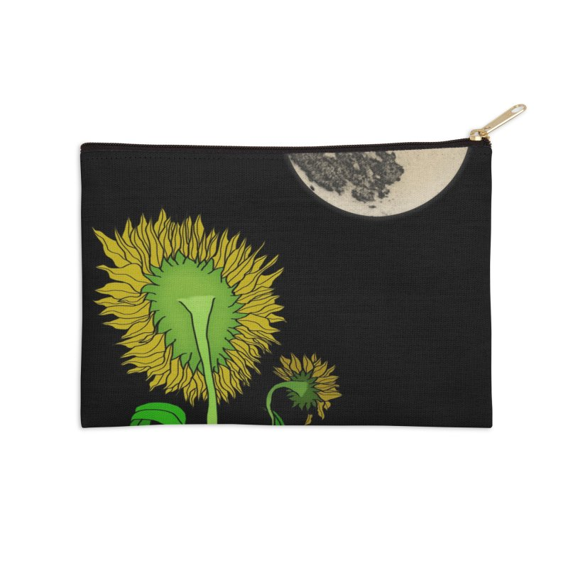 Holding You Up Accessories Zip Pouch by Every Drop's An Idea's Artist Shop
