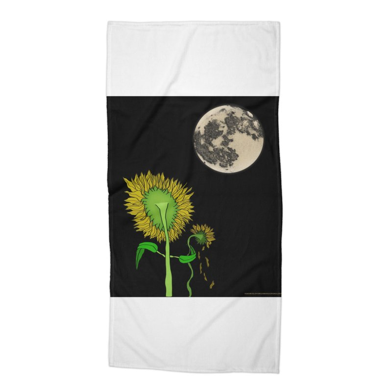 Holding You Up Accessories Beach Towel by Every Drop's An Idea's Artist Shop