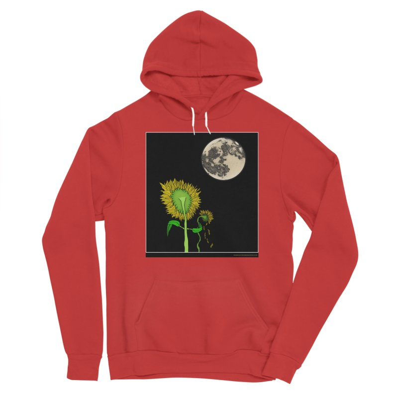 Holding You Up Men's Pullover Hoody by Every Drop's An Idea's Artist Shop