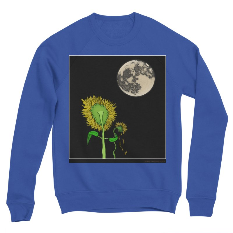 Holding You Up Men's Sweatshirt by Every Drop's An Idea's Artist Shop