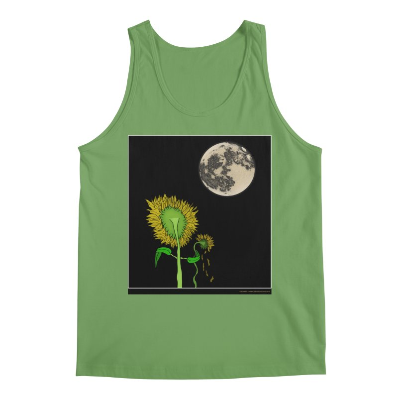 Holding You Up Men's Tank by Every Drop's An Idea's Artist Shop