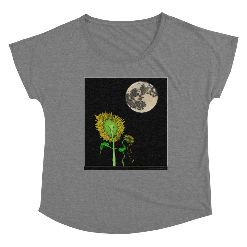 Holding You Up Women's Scoop Neck by Every Drop's An Idea's Artist Shop