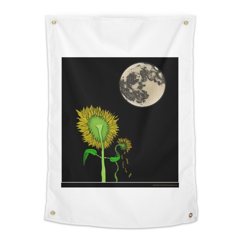 Holding You Up Home Tapestry by Every Drop's An Idea's Artist Shop