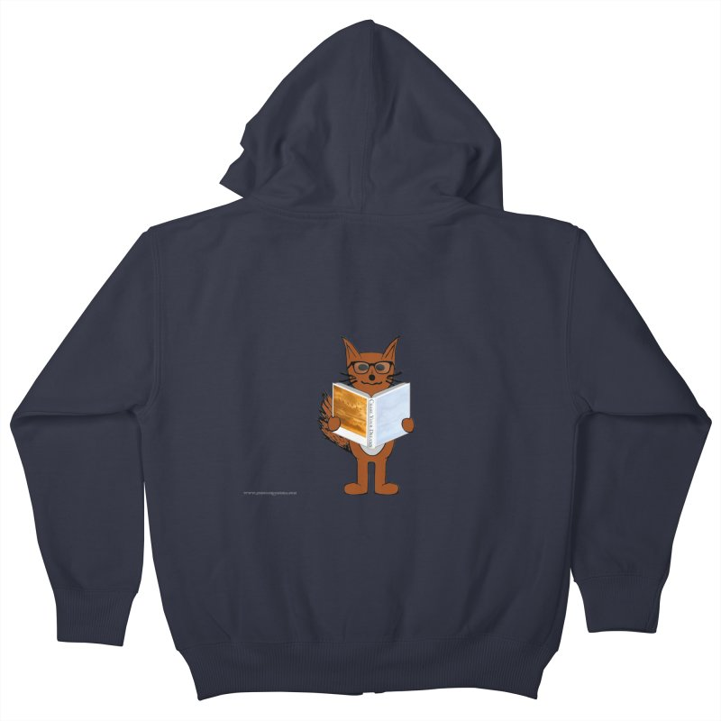 Chase Your Dreams Kids Zip-Up Hoody by Every Drop's An Idea's Artist Shop