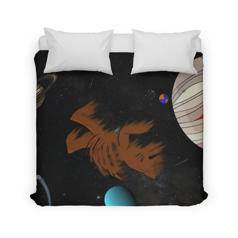 How Do I Fix Myself Home and Office Duvet by Every Drop's An Idea's Artist Shop