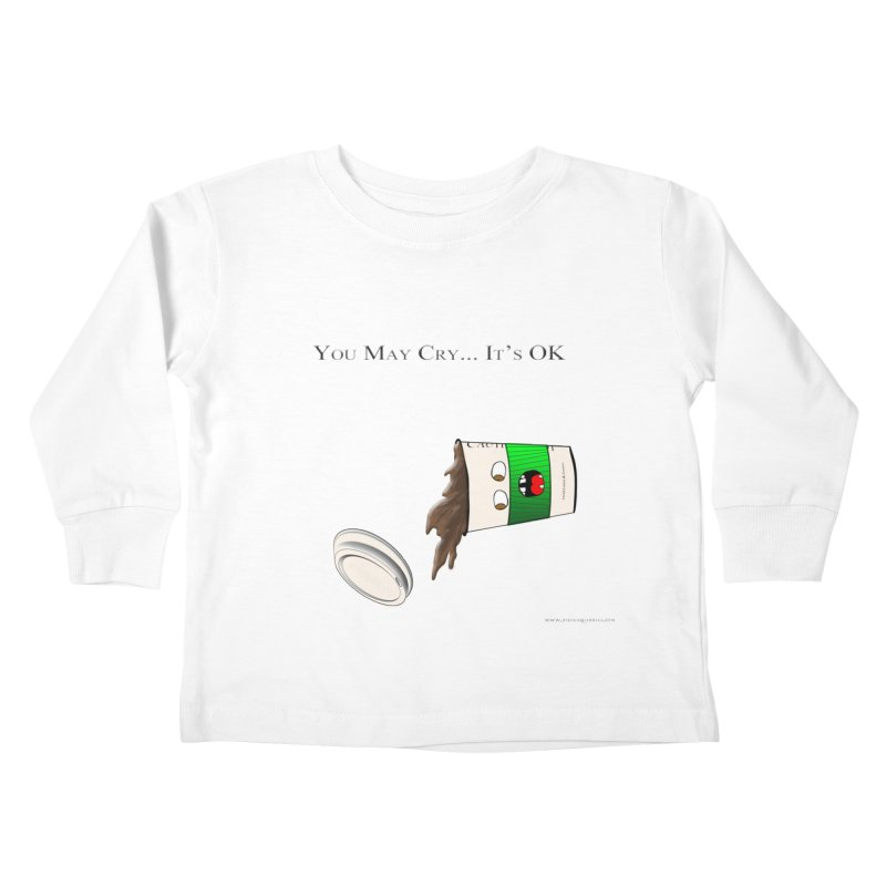 You May Cry... It's OK (Green)   by Every Drop's An Idea's Artist Shop