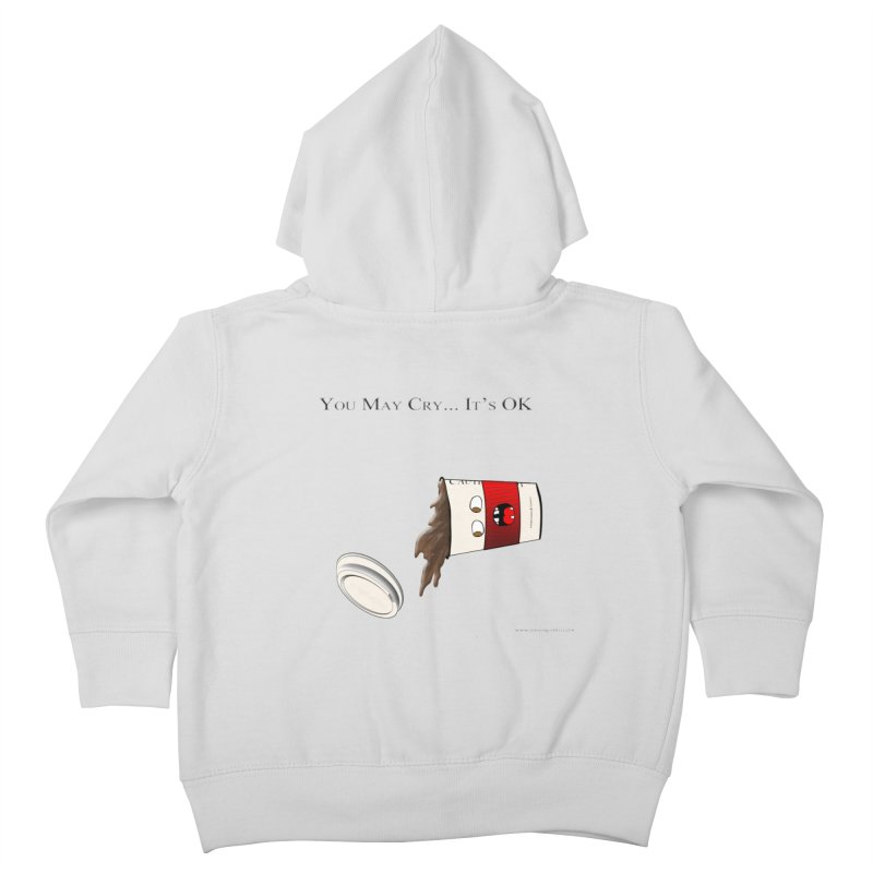 You May Cry... It's OK (Red)   by Every Drop's An Idea's Artist Shop